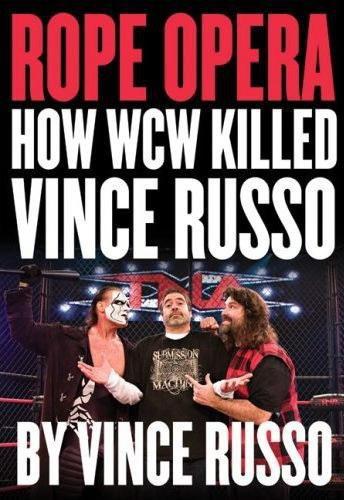 Vince Russo, WCW, Pro Wrestling, Wrestling