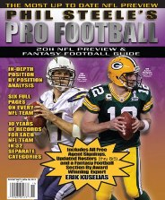 Phil Steele, Sports Mags, Phil Steele Mags
