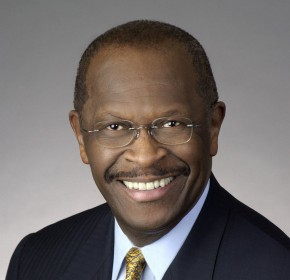 Republican Herman Cain