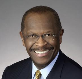 Republican Herman Cain