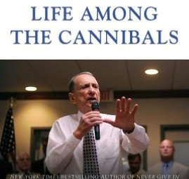Alren Specter, Life Among the Cannibals, Senator Specter, Senator, Pennsylvania Senator, Senate, Moderate, Centrists, Politics, Pennsylvania Politics, Arlen Specter Book