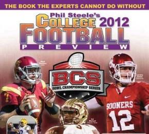 College Football Magazines, College Football 2012, Phil Steele, Sports Magazines, Phil Steele Magazines, Football Magazines, College Football, Sports