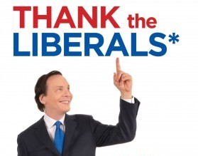 Alan Colmes, Fox News, Liberals, Thank The Liberals, Thank The Liberals For Saving America, Alan Colmes Book