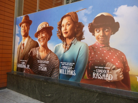 The Trip to Bountiful, Cuba Gooding Jr, Broadway 2013, Broadway Photos, The Trip to Bountiful Photos