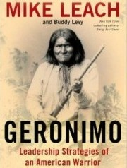 Geronimo Book, Mike Leach 2014, Coach Leach 2014, Geronimo Books 2014, Mike Leach Geronimo