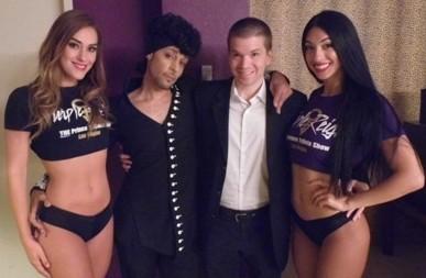 Jason Tenner, Purple Reign, Las Vegas, Purple Reign show, Prince Tribute Show Las Vegas, Chris Yandek, Westgate Las Vegas Prince Show, Westgate Las Vegas Prince