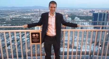 Stratosphere 2016, Stratosphere Observation Deck, Stratosphere Observation Deck 2016, Las Vegas, Las Vegas 2016, Stratosphere Tower Photos, Stratosphere Pictures, Stratosphere Las Vegas Observation Tower, Chris Yandek