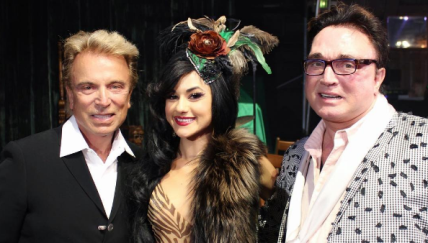 Siegfried and Roy, Melody Sweets, Siegfried and Roy Melody Sweets