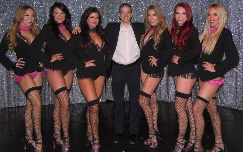 Chris Yandek, Las Vegas Shows 2018, X Burlesque, X Burlesque Las Vegas, X Burlesque 2018, X Burlesque Women