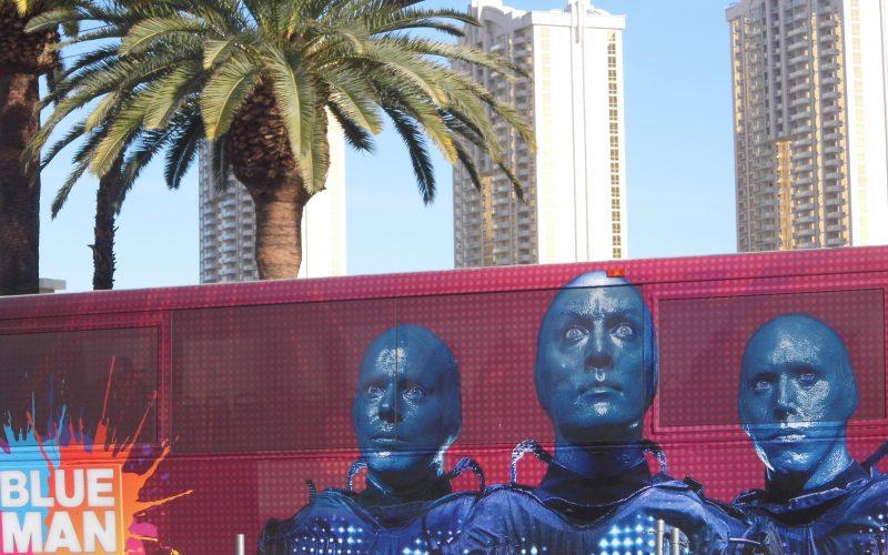 Blue Man Group Las Vegas, Blue Man Group Las Vegas 2018