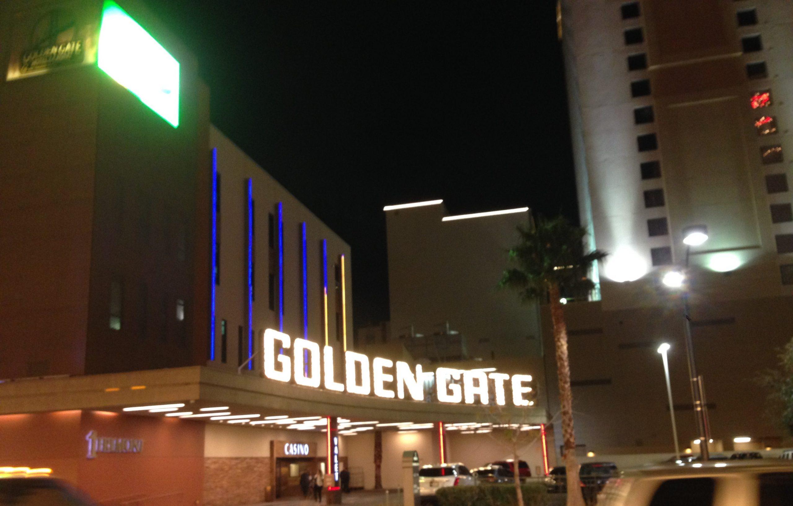 Golden Gate Las Vegas, Golden Gate Casino 2019, Golden Gate Hotel and Casino 2019, Las Vegas 2019, Golden Gate Casino 2019