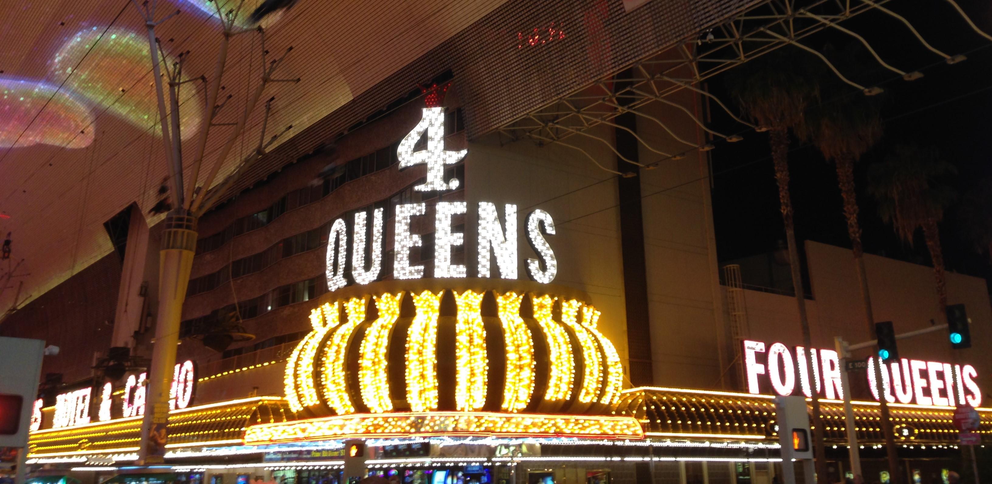 Four Queens Hotel and Casino 2019, Las Vegas 2019, Fremont Street Experience 2019, Four Queens Las Vegas 2019, Four Queens Hotel and Casino 2019, Four Queens 2019