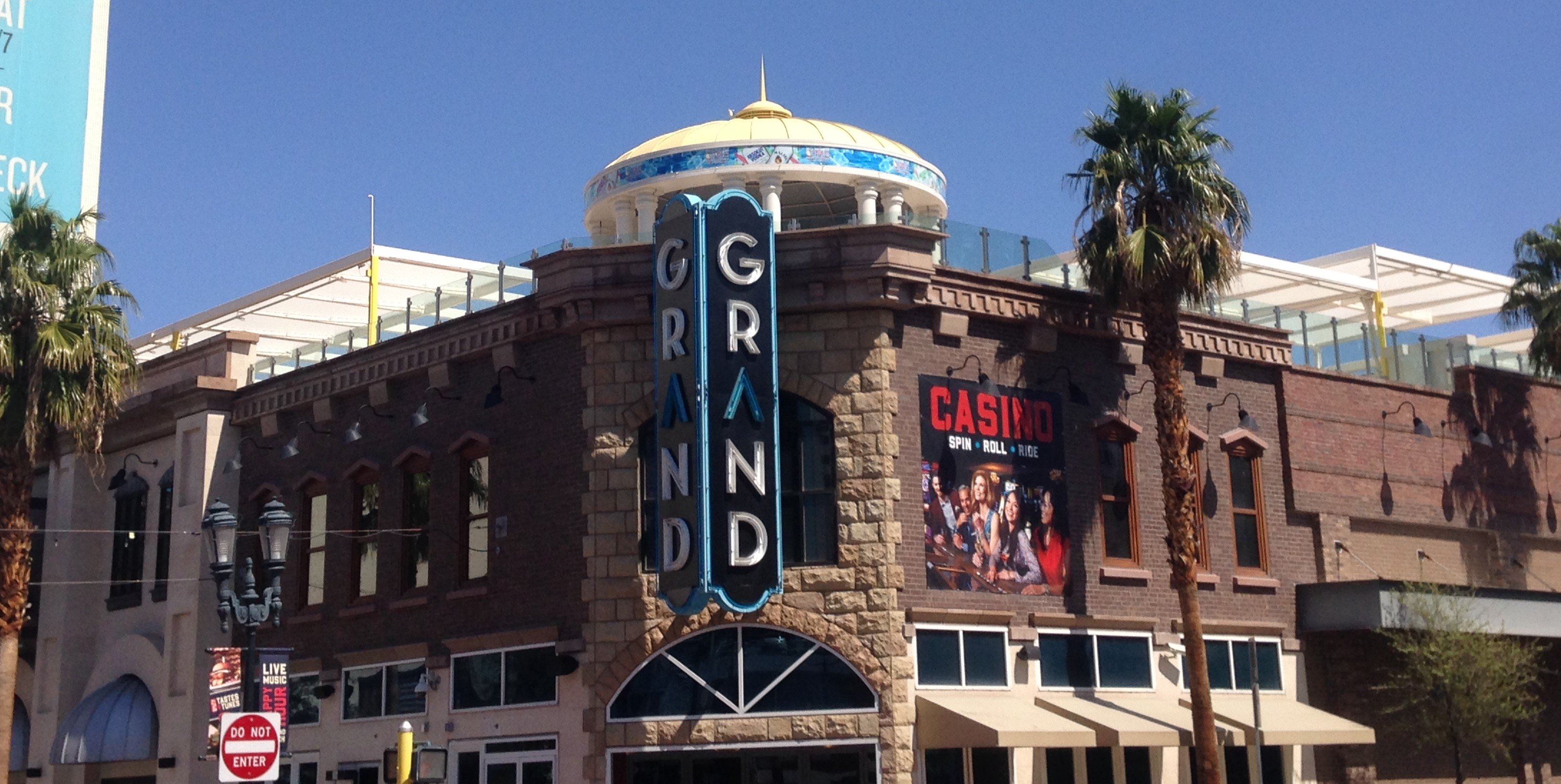 Downtown Grand Las Vegas 2019, Downtown Grand Las Vegas, Downtown Grand Hotel and Casino