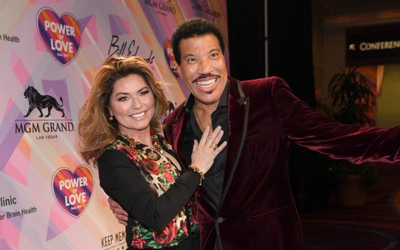 Power of Love Gala 2019, Lionel Richie Shania Twain, Lionel Richie 2019, Lionel Richie Interview, Lionel Richie Power of Love Gala, Lionel Richie Shania Twain,
