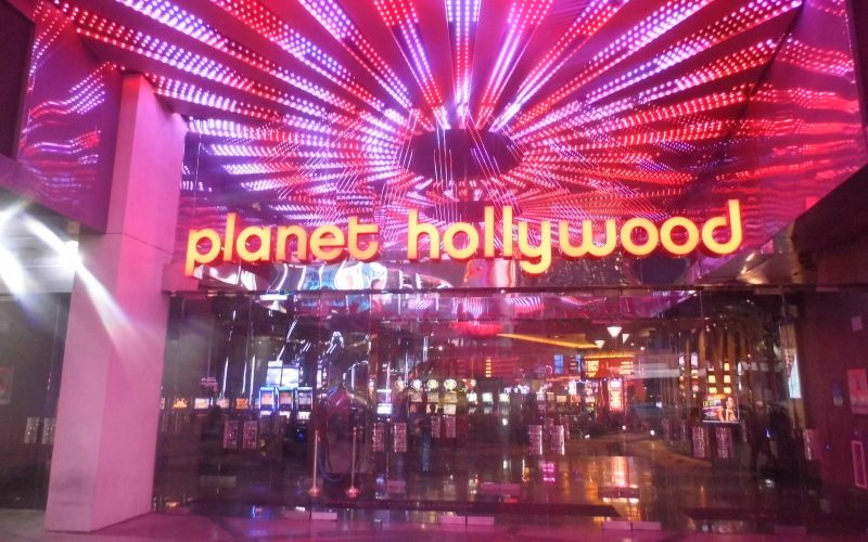 Once Upon A Time At Christmas 2019.Once Upon A Time At The Planet Hollywood Hotel And Casino In