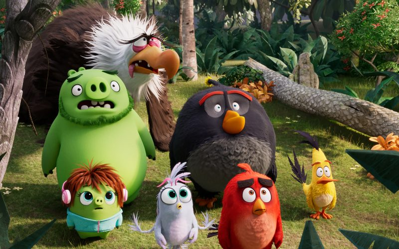 Angry Birds Movie 2, Angry Birds Movie 2019, Angry Birds Movie Sequel