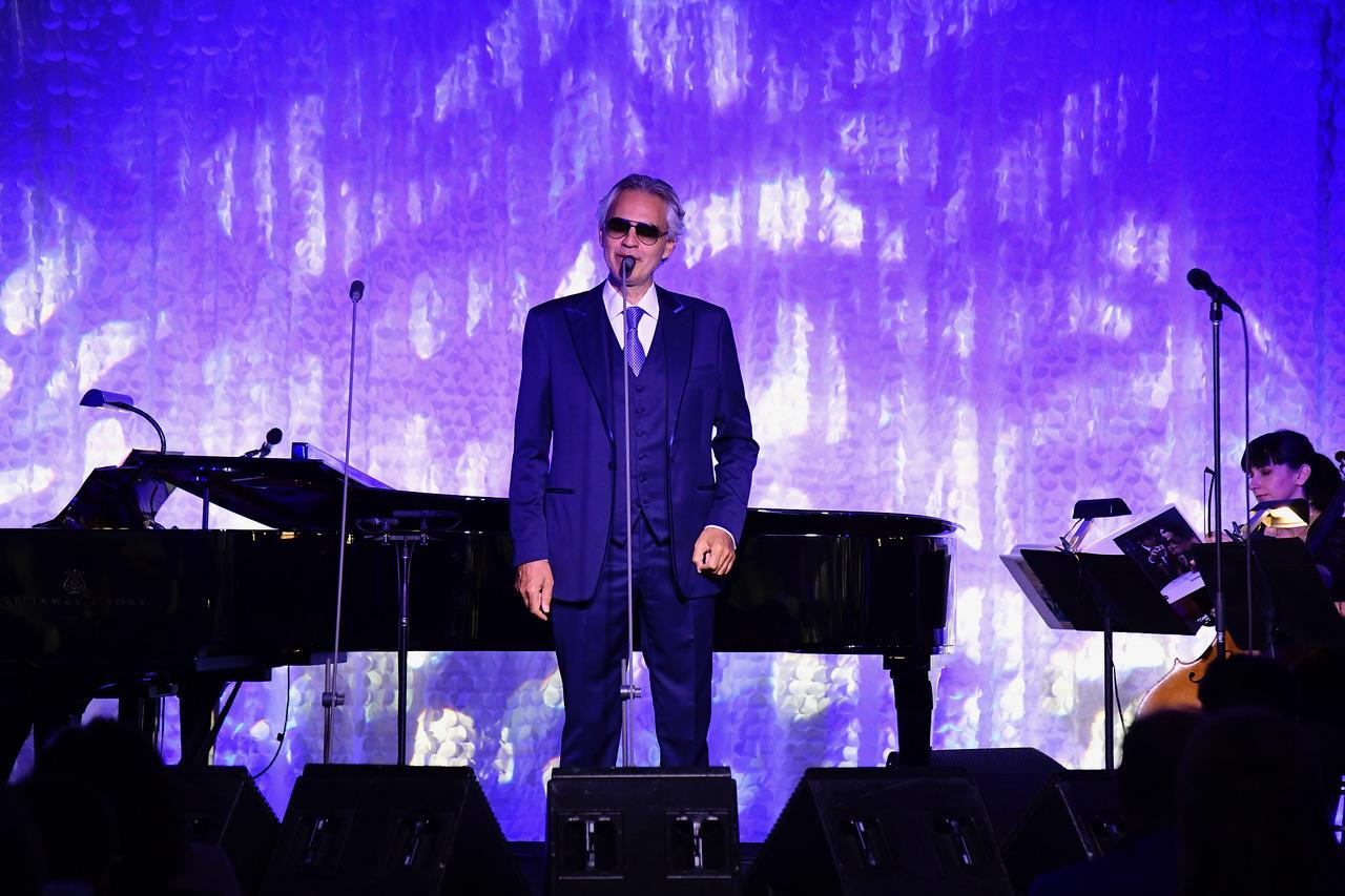 Andrea Bocelli, Andrea Bocelli 2019, Andrea Bocelli Keep Memory Alive