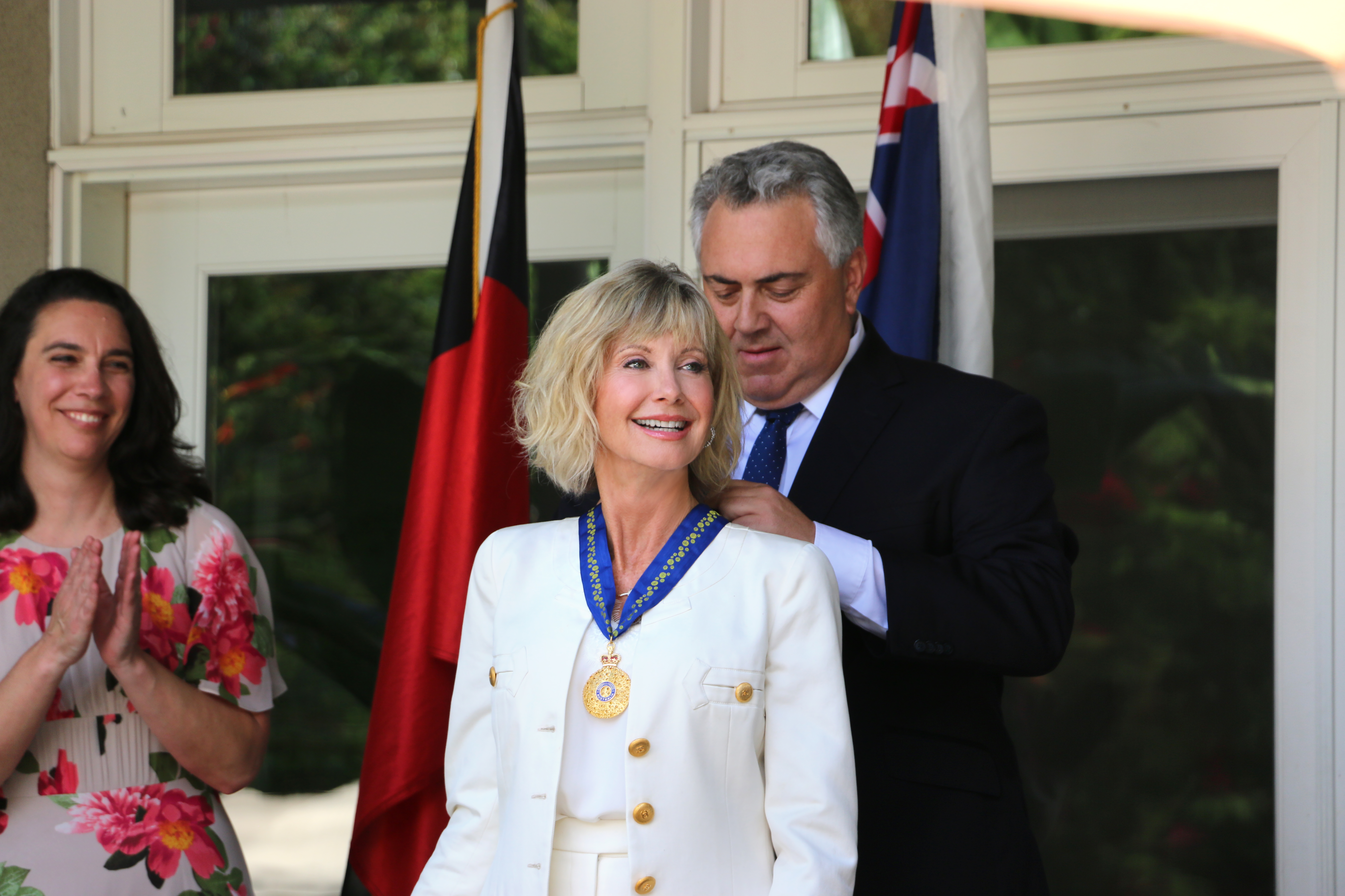 Companion to the Order of Australia, Olivia Newton-John 2019, Olivia Newton-John Los Angeles 2019