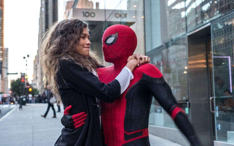 Spiderman Movie Zendaya 2019, Spiderman: Far From Home Movie Release Date, Spiderman: Far From Movie 2019, Zendaya in Spiderman Movie