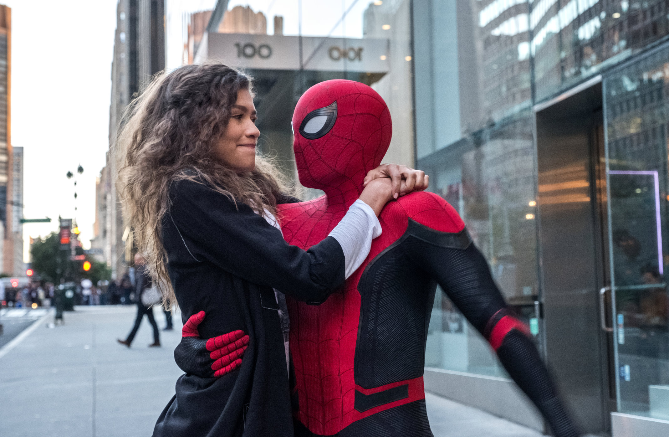 Spiderman Movie Zendaya 2019, Spiderman: Far From Home Movie Release Date, Spiderman: Far From Movie 2019, Zendaya in Spiderman Movie