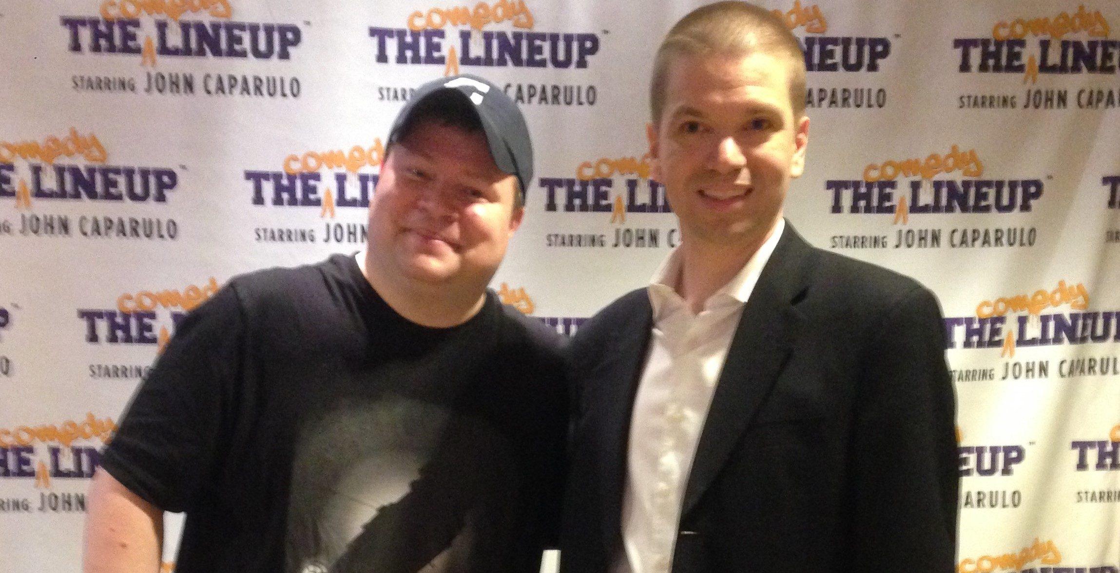 John Caparulo, John Caparulo Las Vegas, Chris Yandek, John Caparulo 2019, Las Vegas Comedy 2019, John Caparulo Las Vegas Show