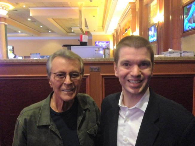 Chris Yandek, James Darren 2019, James Darren South Point Hotel and Casino