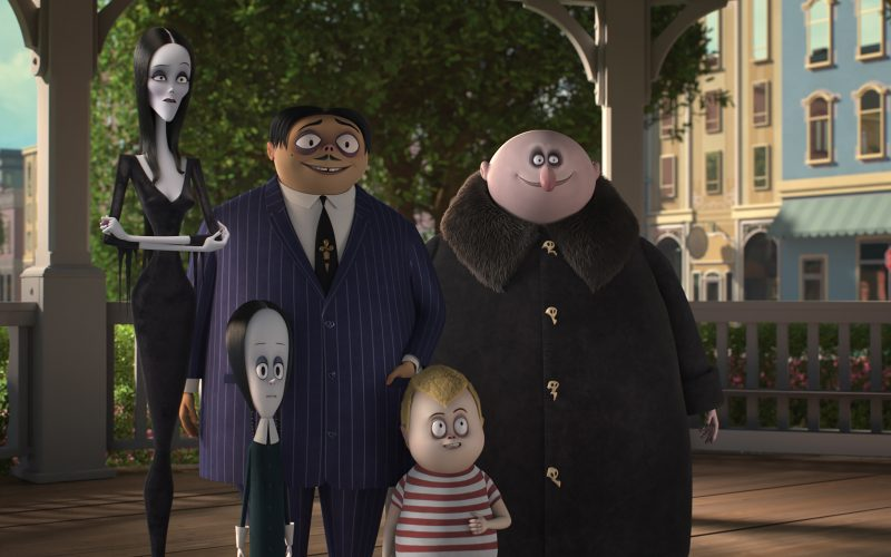 The Addams Family Animated Movie, The Addams Family Movie 2019