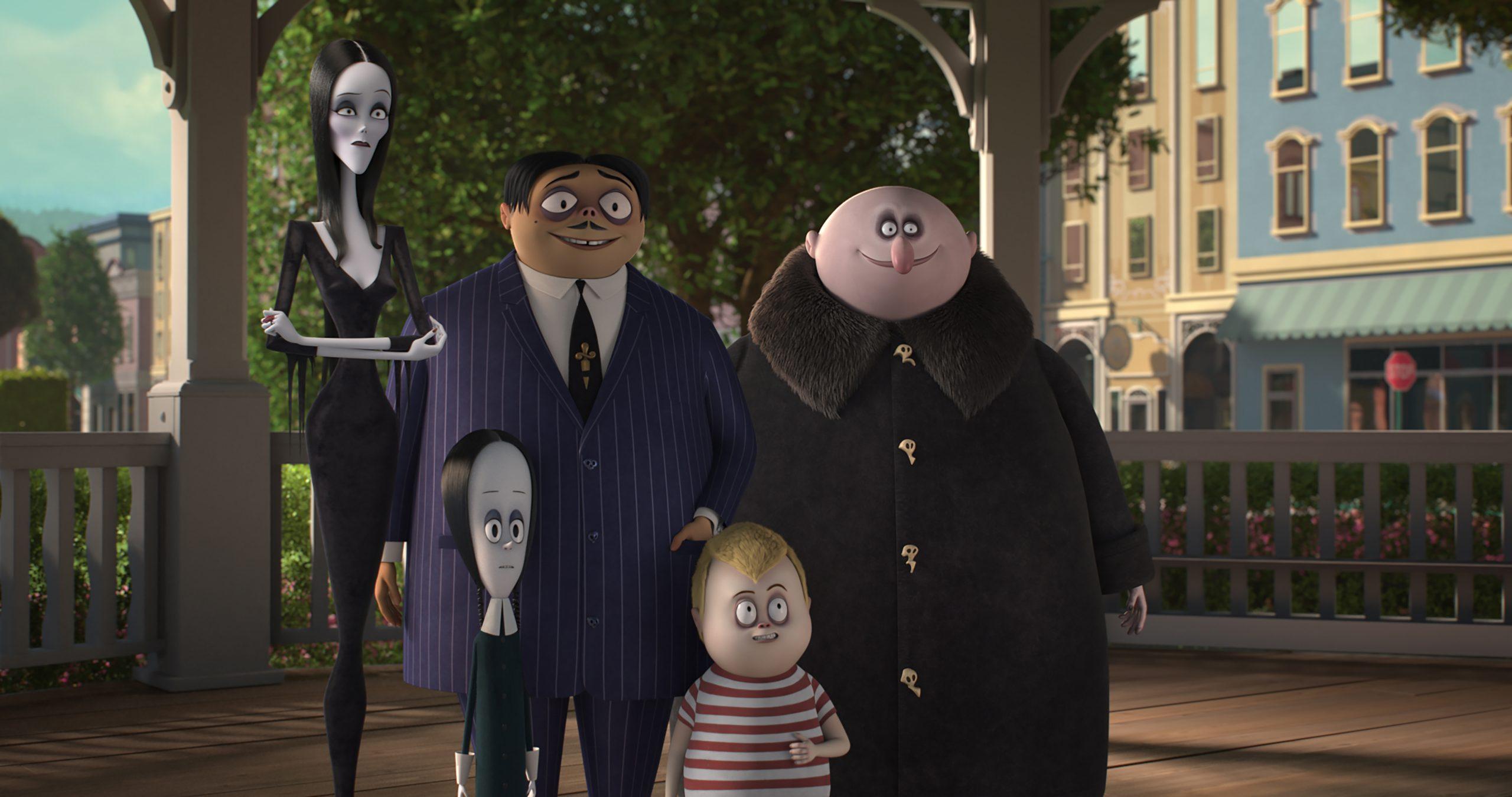 The Addams Family Animated Movie, The Addams Family Movie 2019
