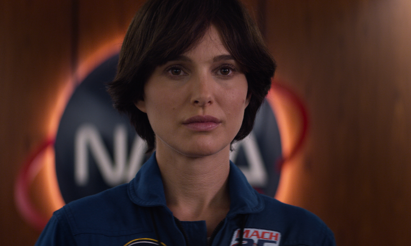 Natalie Portman 2019, Natalie Portman Space Movie, Natalie Portman Lucy in the Sky
