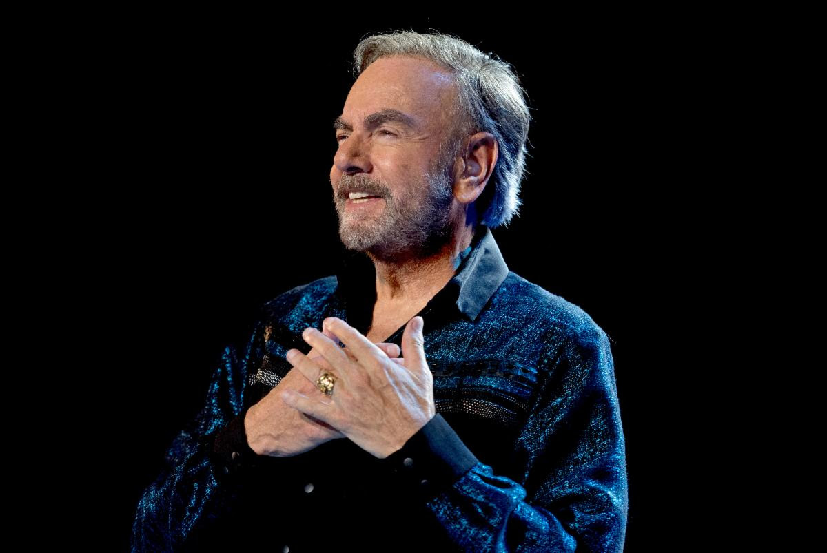 Neil Diamond Power of Love Gala, Neil Diamond 2019