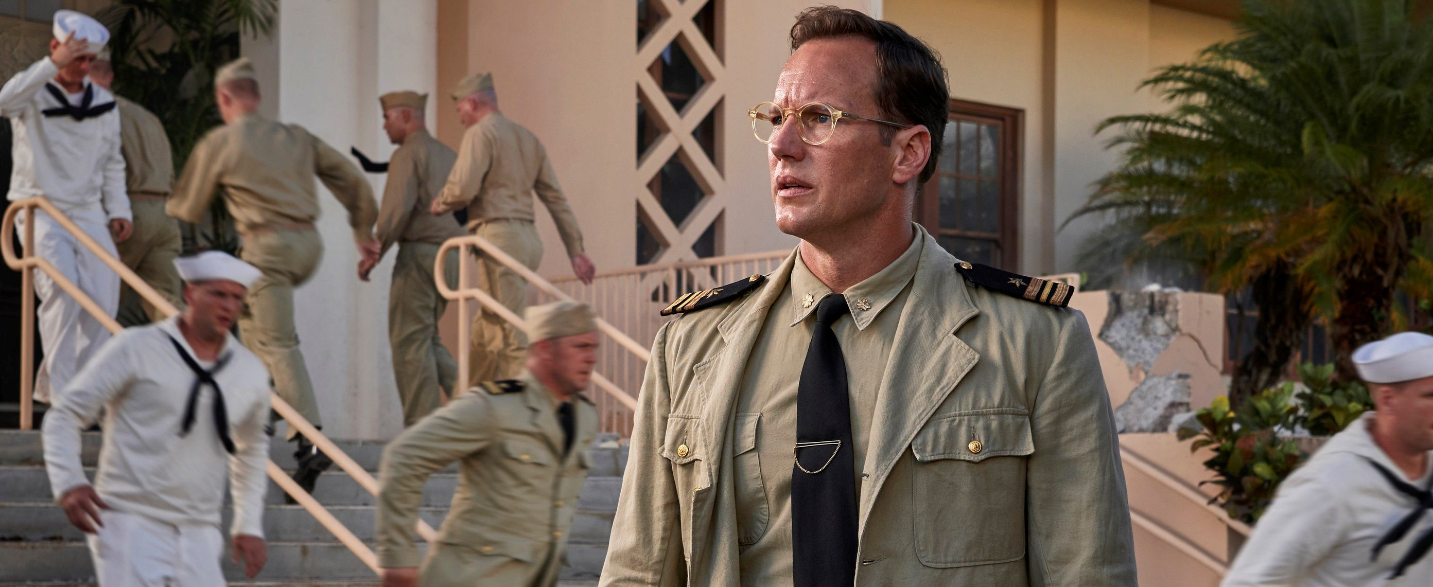 Midway Movie 2019, Midway Movie Patrick Wilson, Midway Film 2019