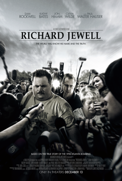 Richard Jewell Movie 2019, Richard Jewell Film, Clint Eastwood Film 2019, Richard Jewell Movie 2019