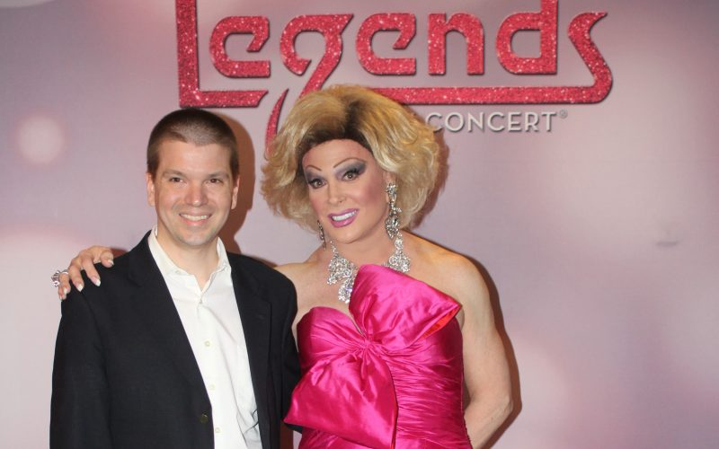 Chris Yandek, Frank Marino, Legends in Concert, Frank Marino Joan Rivers, Frank Marino 2020