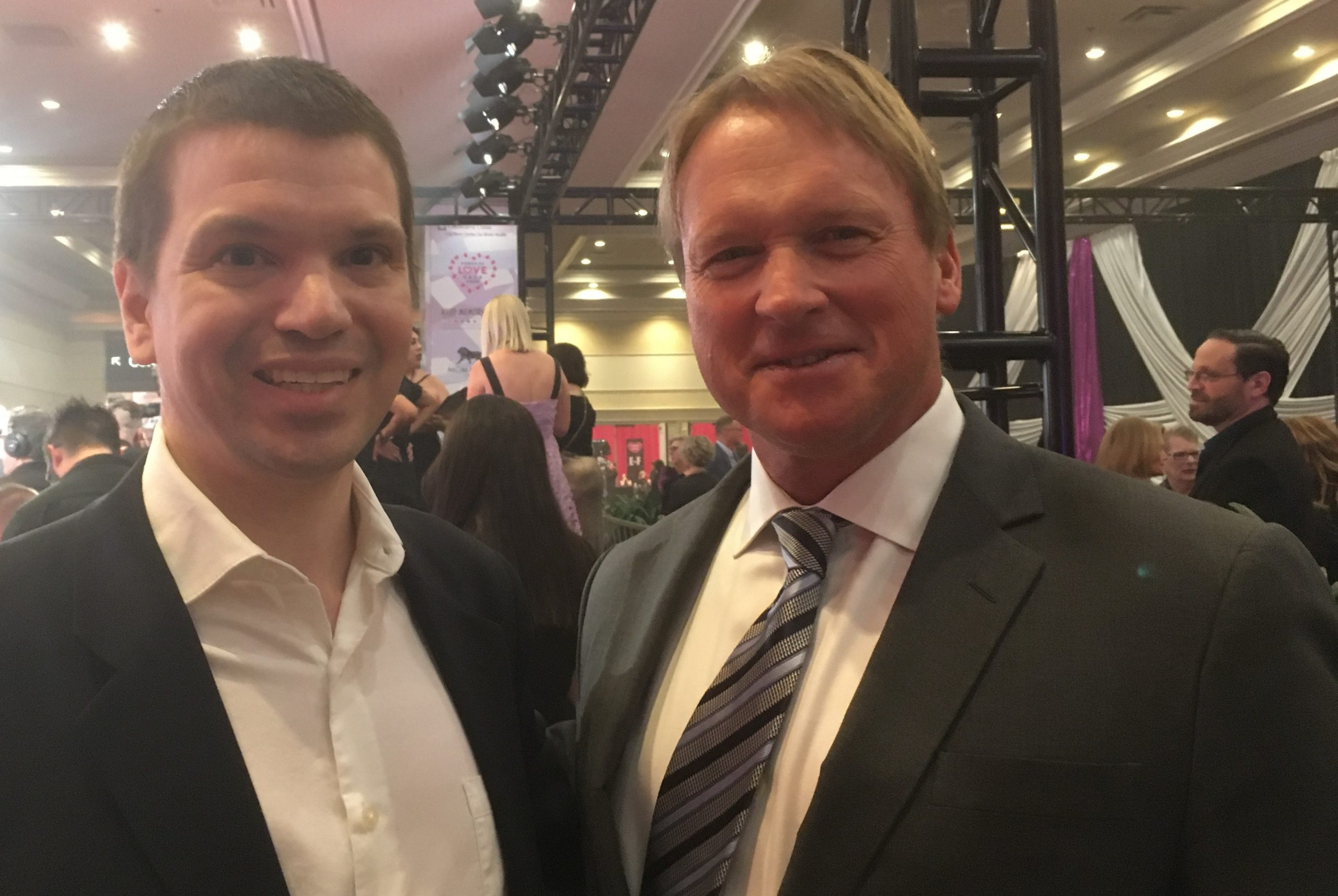 Chris Yandek, Jon Gruden, Power of Love Gala 2020, Jon Gruden Las Vegas Raiders, Chris Yandek, CYInterview, Jon Gruden 2020, Chris Yandek Jon Gruden, Jon Gruden Las Vegas Raiders