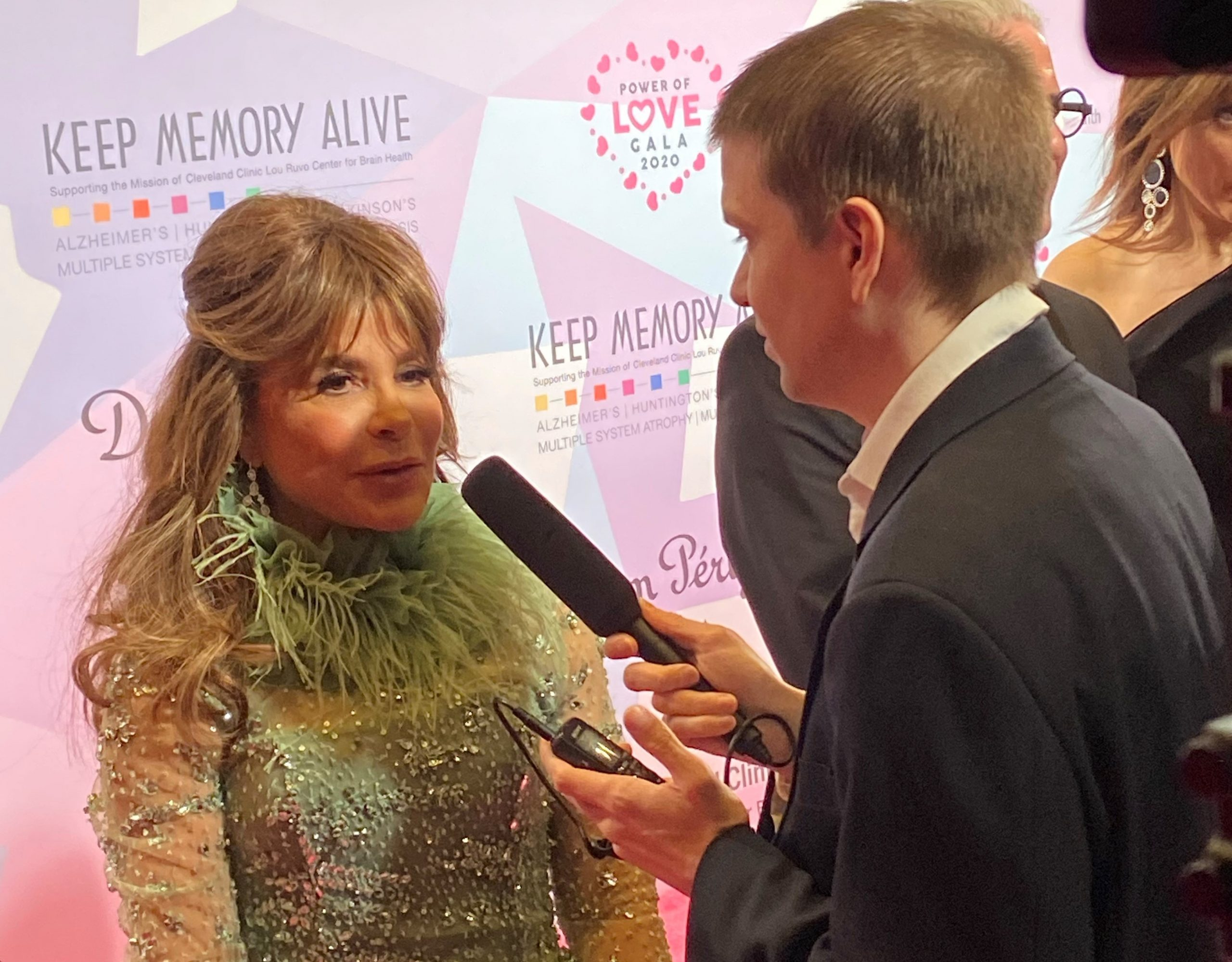 Chris Yandek, Paula Abdul 2020, Paula Abdul Interview, Power of Love Gala 2020,