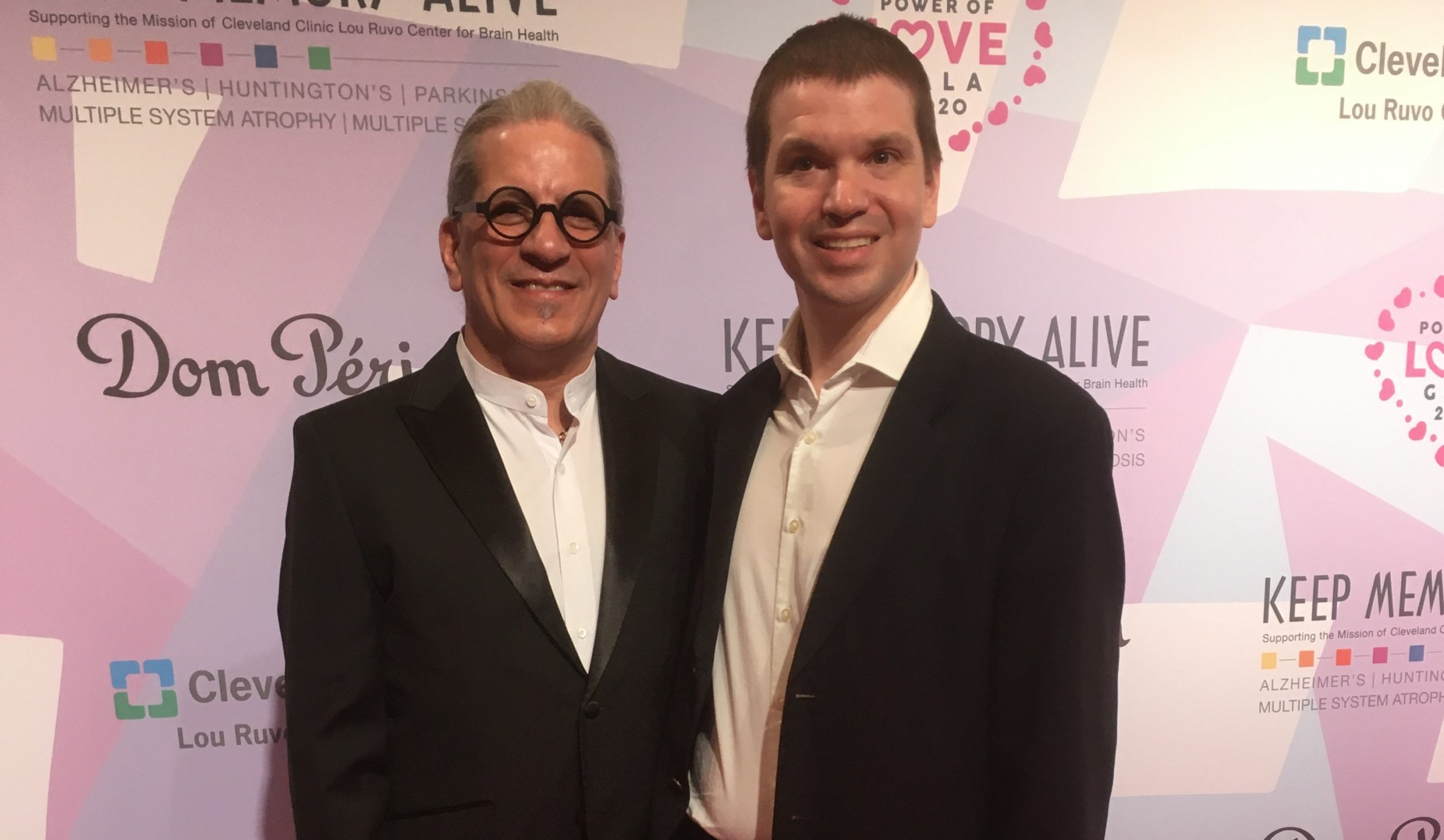 Chris Yandek, Steven Lagos, Lagos Jewelry, Power of Love Gala 2020, Steven Lagos Collection, Keep Memory Alive 2020, Jeweler Steven Lagos, Steven Lagos Jewelry, Lagos Collection 2020, Steven Lagos Power of Love Gala