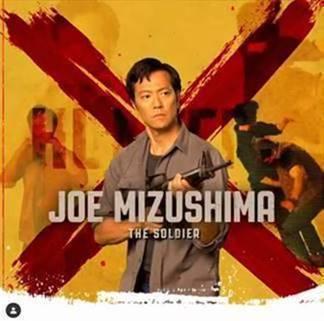 Louis Ozawa in the TV Show Hunters