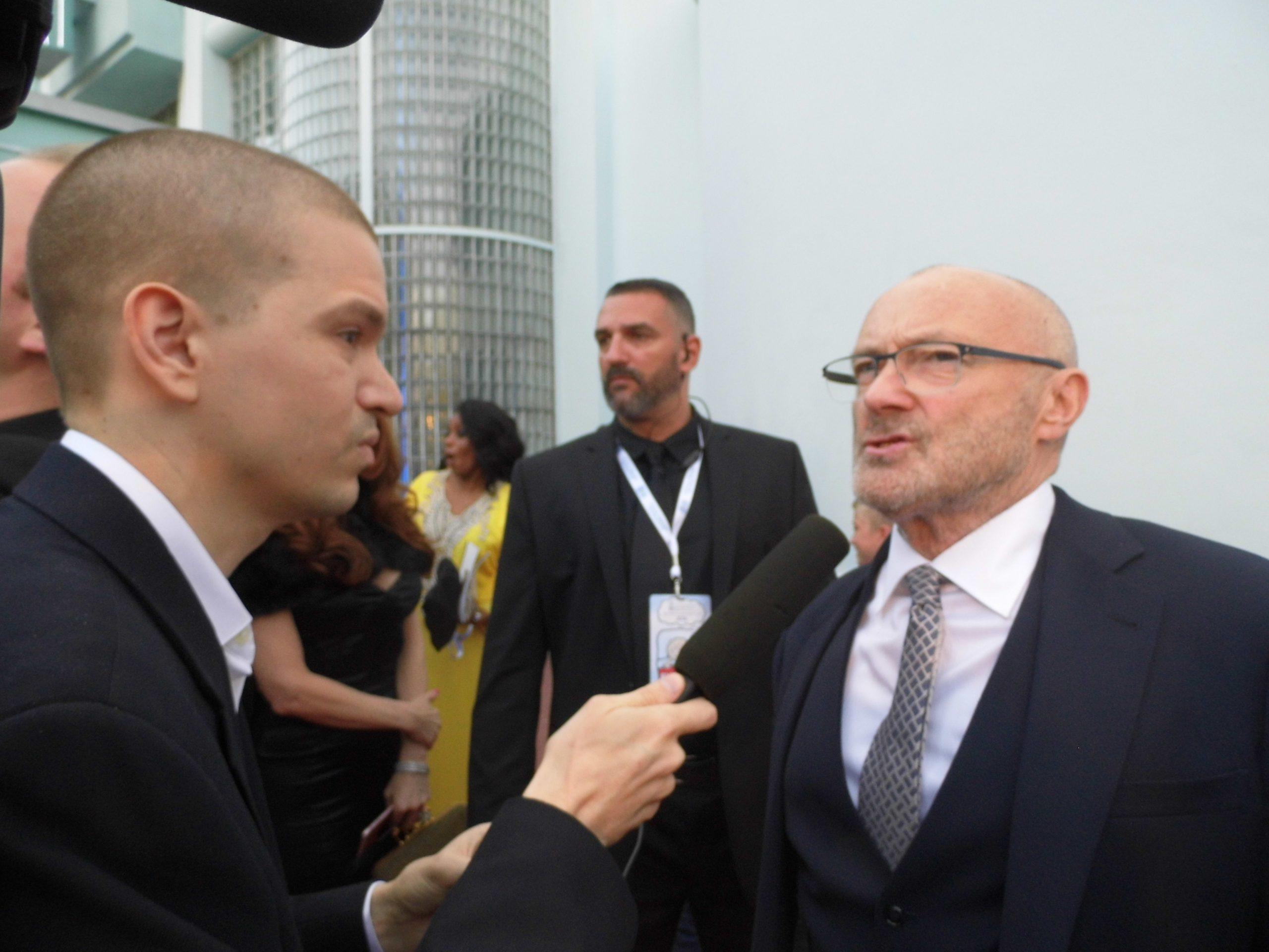 Phil Collins Interview, Phil Collins 2020, Chris Yandek