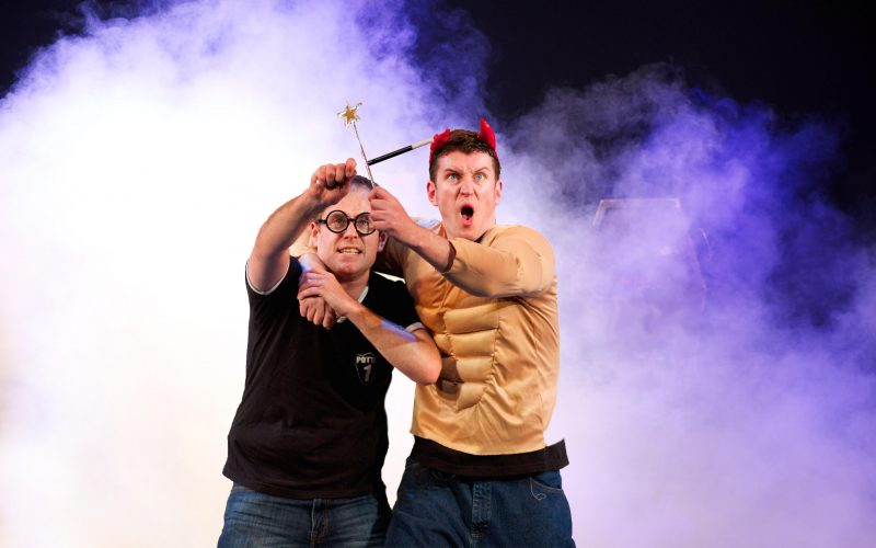 Dan Clarkson, Jefferson Turner, Potted Potter