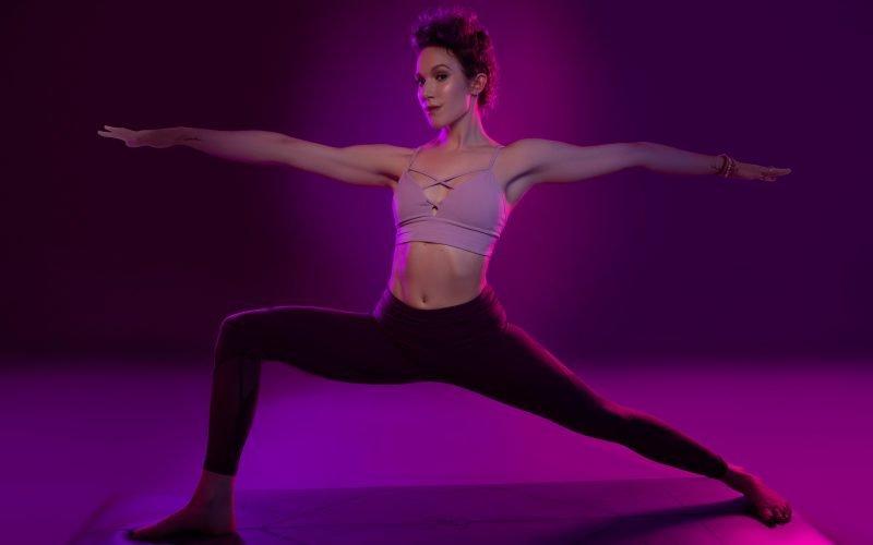 Makenzie Fly, Makenzie Fly Yoga