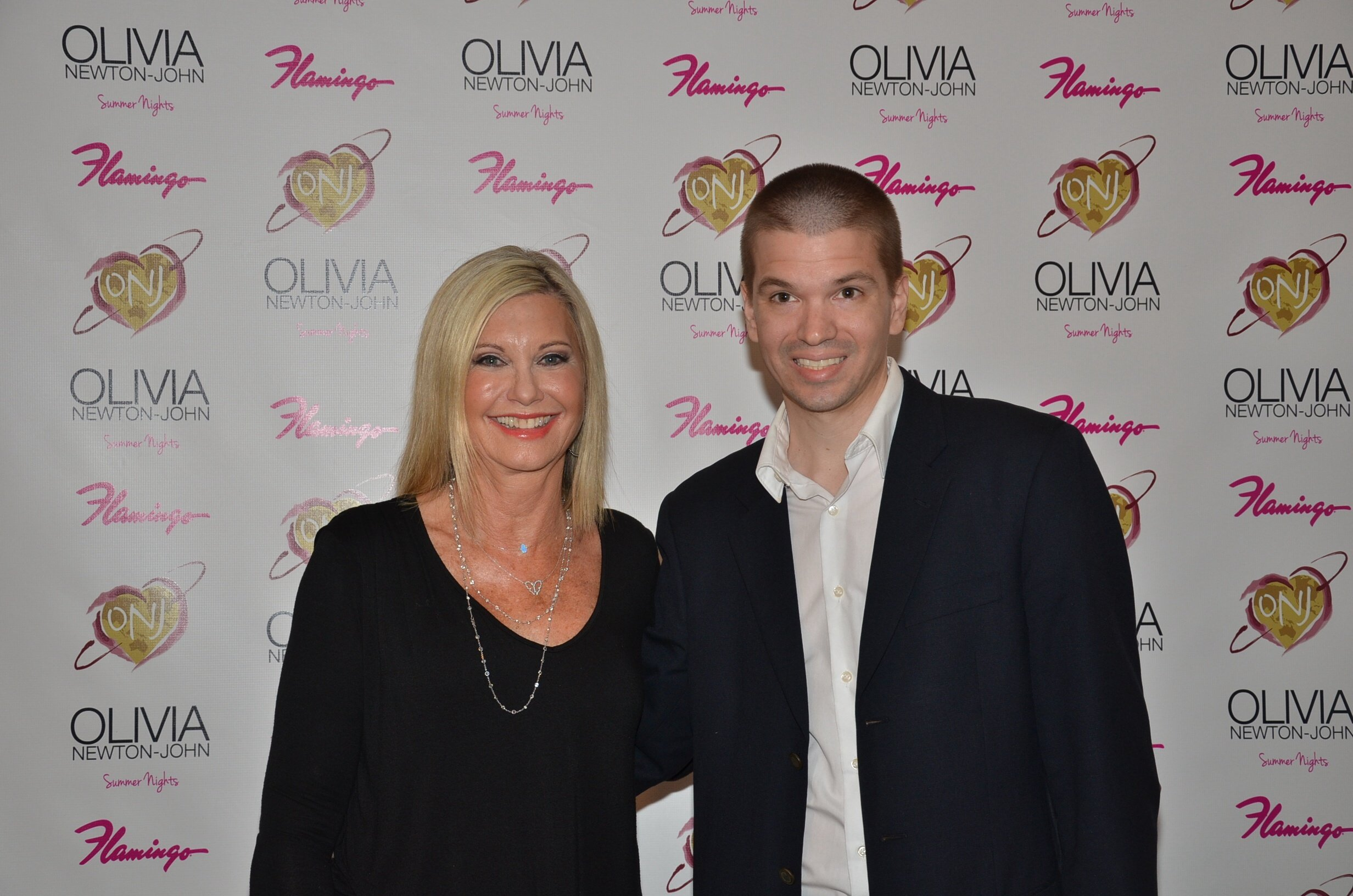 Chris Yandek. Olivia Newton-John