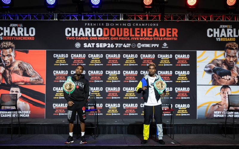 Boxer Jermall Charlo, Boxer Jermell Charlo, Boxing 2020, Boxing News, Boxing News 2020, Celebrities 2020, Celebrity News 2020, Charlo Boxing Doubleheader, Charlo Boxing Event Showtime, Charlo Boxing Payperview, Charlo Double Header 2020, Jermall Charlo 2020, Jermell Charlo 2020, Las Vegas 2020, Las Vegas Entertainment Scene 2020, Las Vegas News 2020