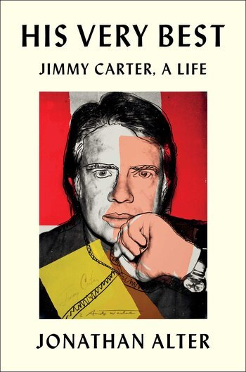 Jimmy Carter Book 2020, Jonathan Alter Book