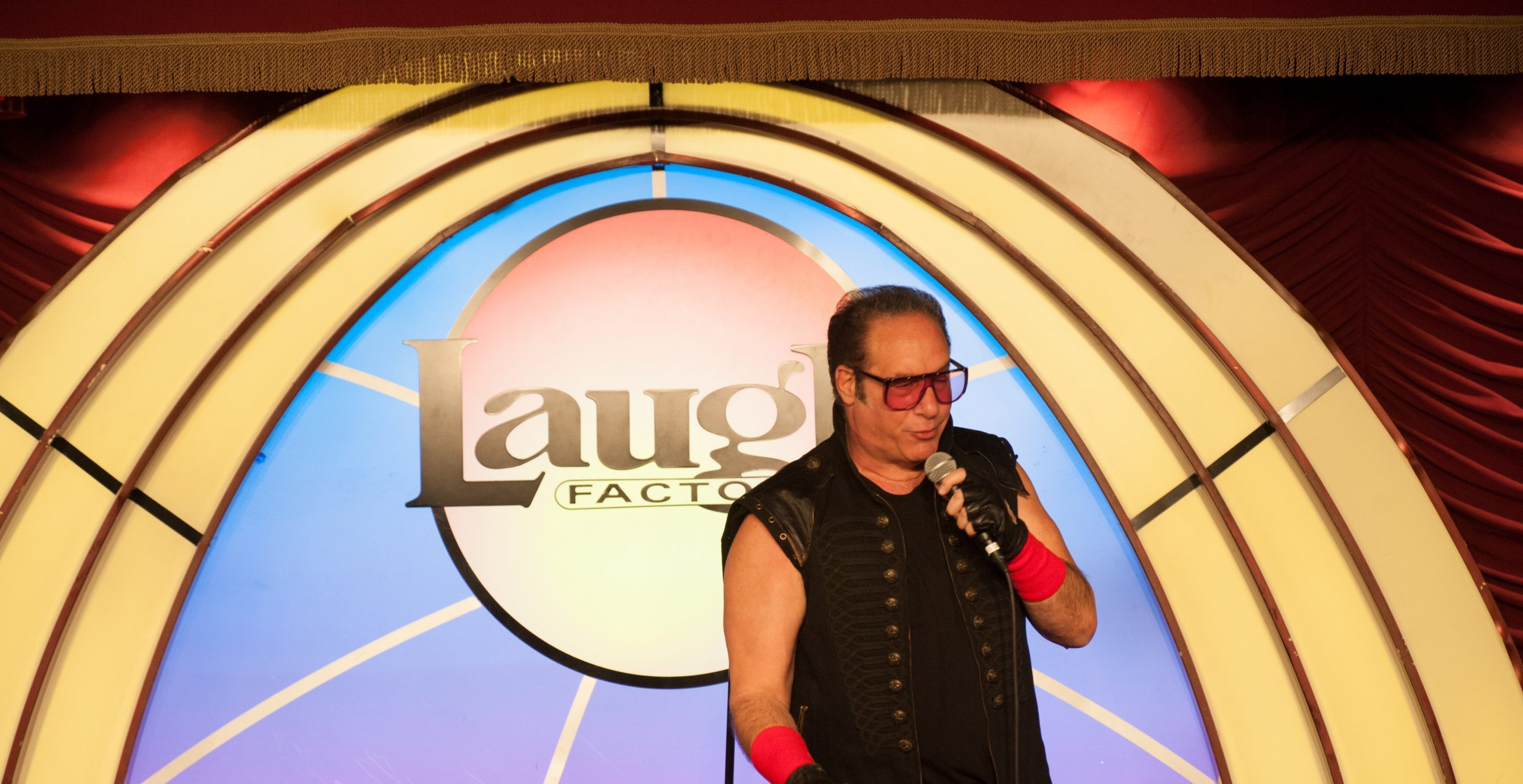 Andrew Dice Clay, Andrew Dice Clay Las Vegas, Andrew Dice Clay Laugh Factory