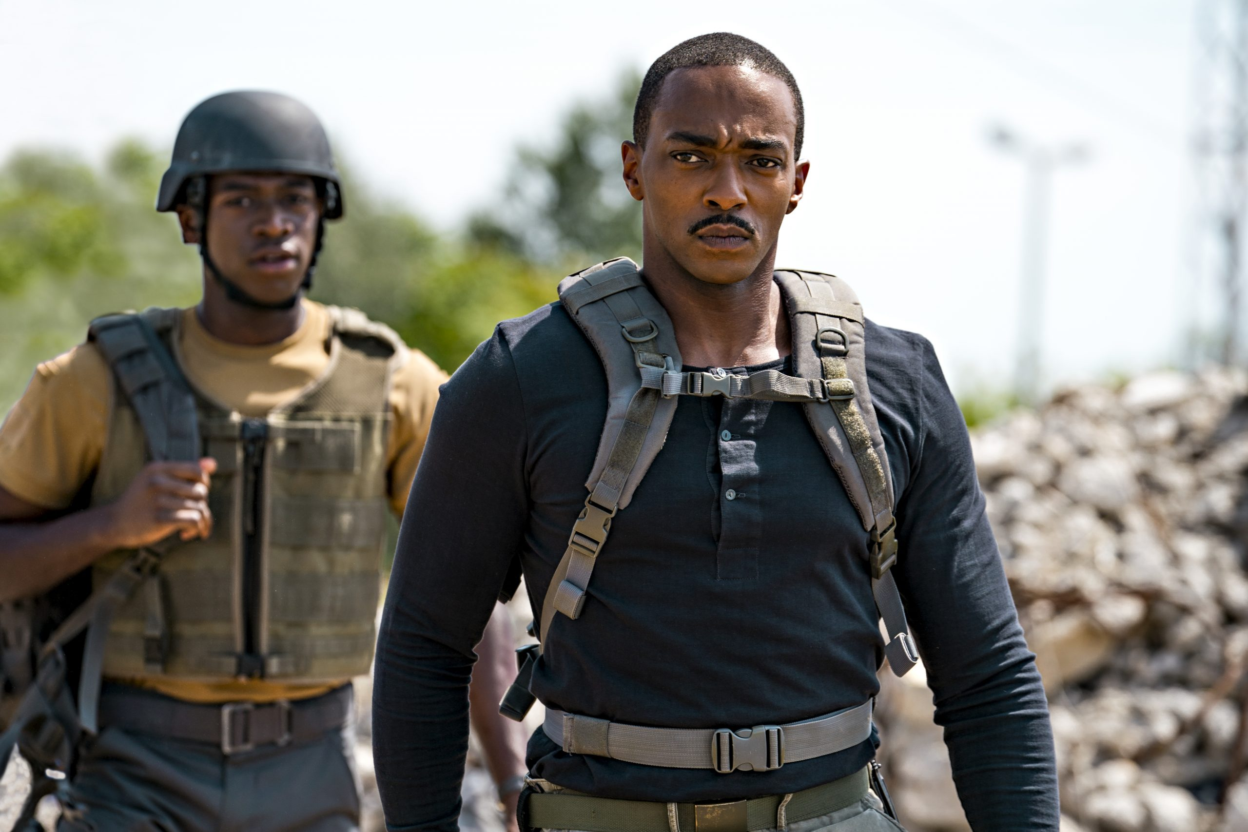 Outside the Wire Movie, Outside The Wire Film, Outside the Wire Film Netflix, Outside the Wire Anthony Mackie