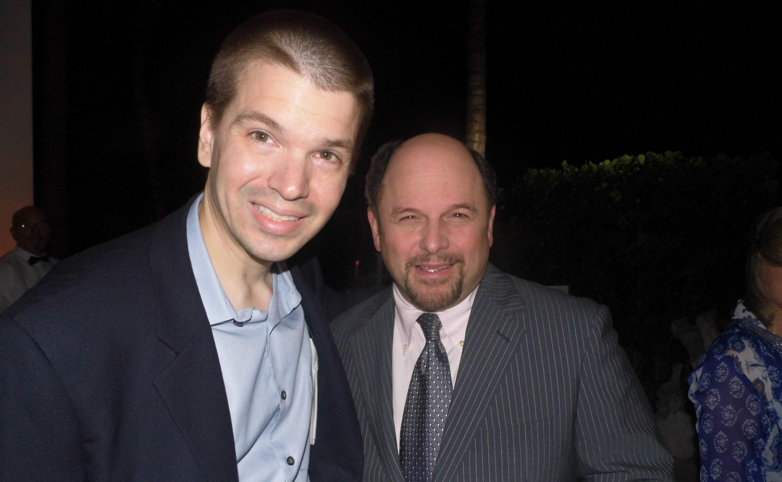 Chris Yandek, Jason Alexander