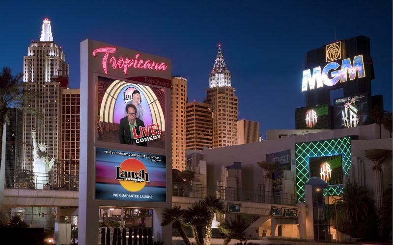 The Laugh Factory 2021, The Laugh Factory Las Vegas