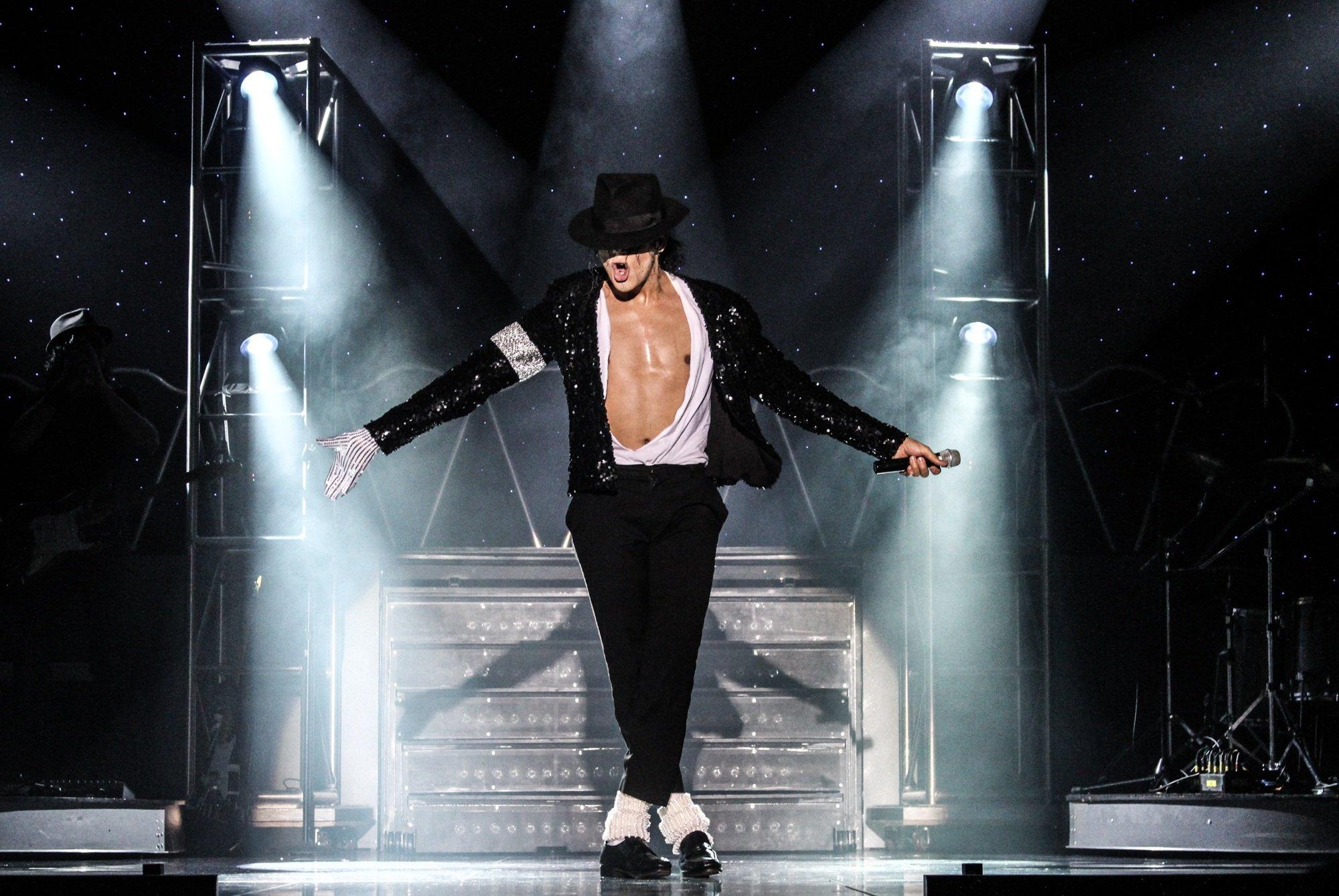 MJ Live The Strat, MJ Live Las Vegas, MJ Live Las Vegas 2021, Jules Franca Michael Jackson, MJ Live at The Strat, MJ Live The Strat 2021, Michael Jackson Las Vegas Show 2021
