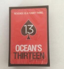 Ocean's 13 Movie Cards, Ocean's 13 Movie Playing Cards