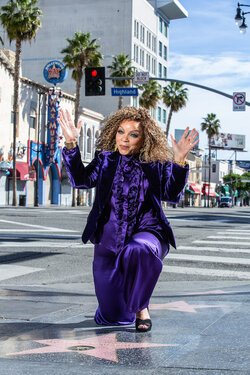Ruth E. Carter Hollywood Walk of Fame, Ruth E. Carter Costume Designer, Costume Designer Ruth E. Carter, Ruth E. Carter Hollywood Walk of Fame